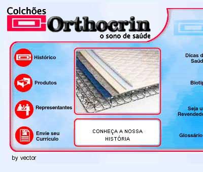 Colchões Orthocrin