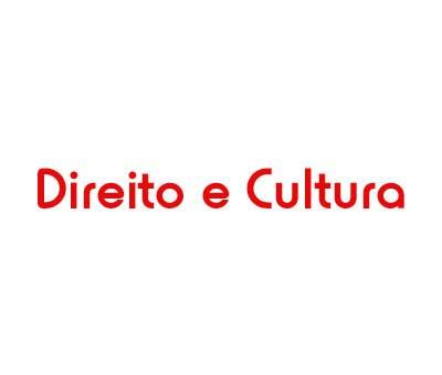 Logotipo Direito e Cultura