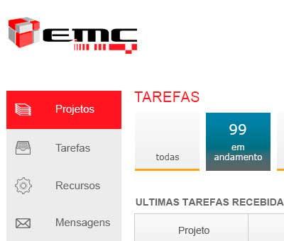 Sistema EMC Gestão
