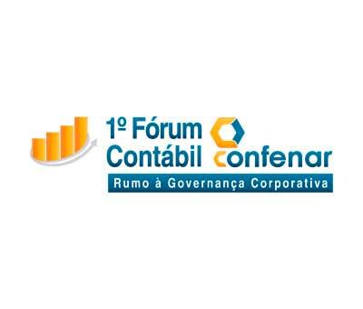 Marca Fórum Contábil Confenar
