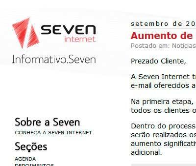 Informativo Seven