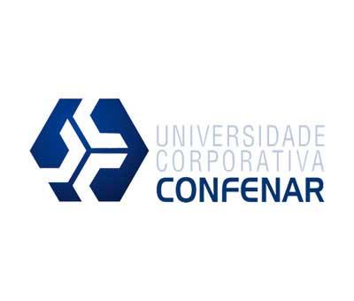 Marca Universidade Corporativa Confenar
